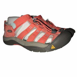 Keen Leather Canvas Hiking Outdoor Water Shoes 6